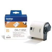Brother Original P-Touch Etiketten DK11202