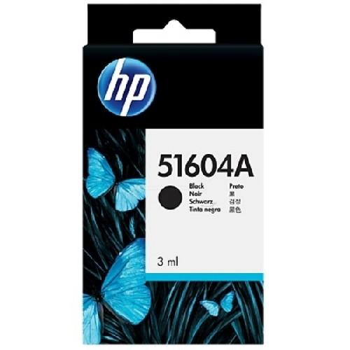 HP Original Druckkopfpatrone schwarz für Normalpapier 51604A