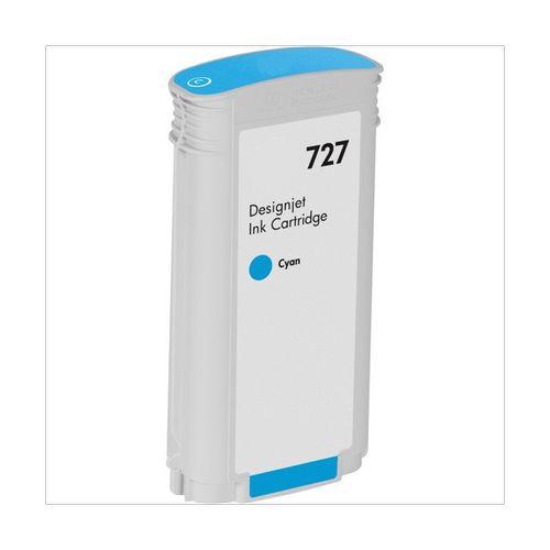 Neutral Druckerpatrone für HP B3P19A 727 Tintenpatrone cyan, Inhalt 130 ml für DesignJet T 1500 ePrinter/ePrinter PS 36 Inch/36 Inch/920 für DesignJet T 920 ePrinter 36 Inch