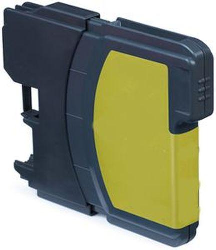 Neutral Druckerpatrone für Brother LC985Y für MFC-J 265 W