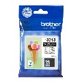 BROTHER Original Tintenpatrone schwarz LC3213BK