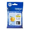Brother Original Tintenpatrone gelb LC3211Y
